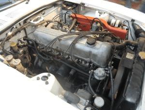 日産フェアレディZ S30Zのエンジン