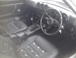 日産フェアレディZ S30Zの内装画像