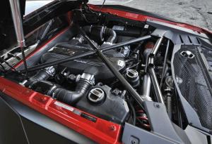 ランボルギーニアヴェンタドールのエンジン