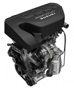1.4L直列4気筒DOHCターボブースタージェットエンジン