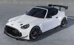 トヨタS-FR Racing concept