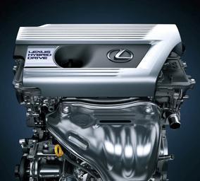 レクサスNX300hのエンジン