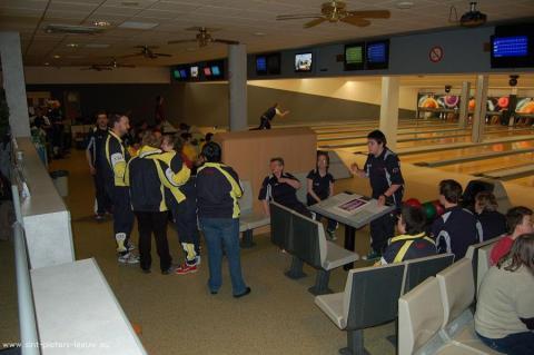 6de DAIS bowlingtoernooi
