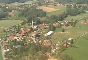 Oudenaken-luchtfoto