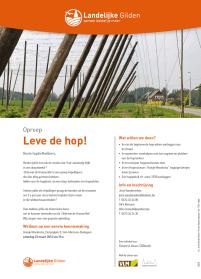 2013-03-23-Oproep Leve de hop_Landelijke Gilden