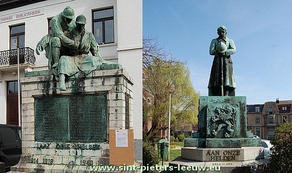 oorlogsmonumenten_Sint-Pieters-Leeuw_Ruisbroek