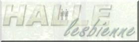 HALLE--lesbienne