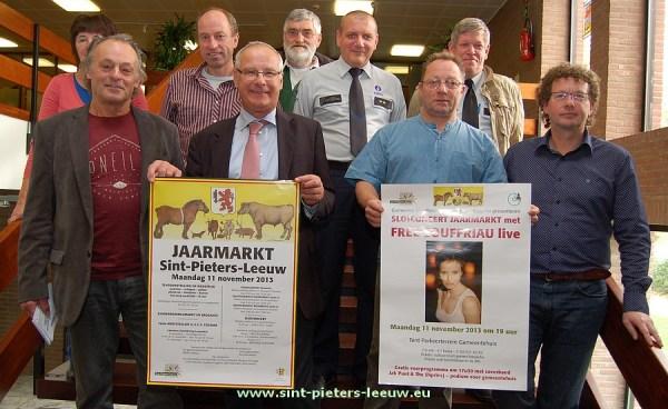 2013-10-28-persconferentie_jaarmarkt-Sint-Pieters-Leeuw_2013