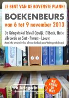 2013-11-06-boekenbeurs bij De Kringwinkel
