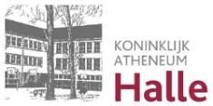 Koninklijk Atheneum  Halle - logo