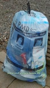 PMD-vuilniszak_Sint-Pieters-Leeuw