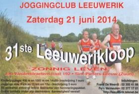 2014-06-21-affiche_31ste-leeuwerikloop