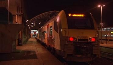 2016-02-24-beschoten-trein-Halle-vooraanzicht