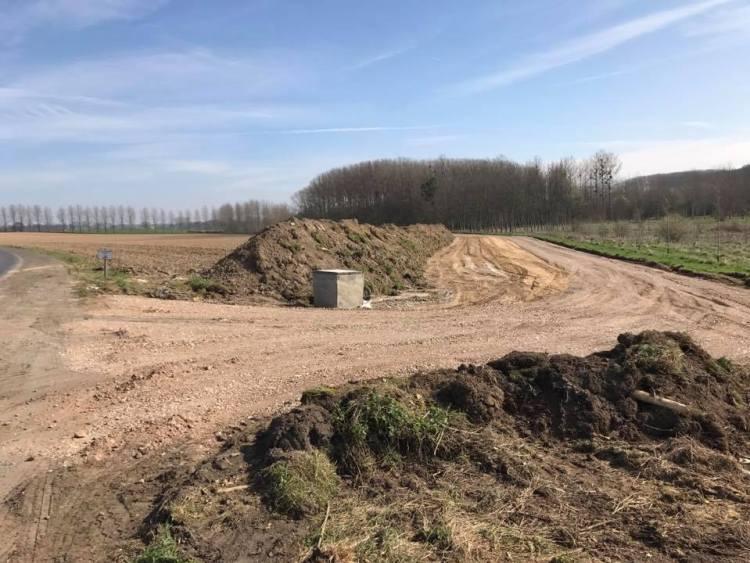 2017-03-23-werken-aquafin_collector-afvalwater_Oudenaken_01
