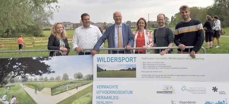 2019-04-24-groen en avontuur voor Wildersport