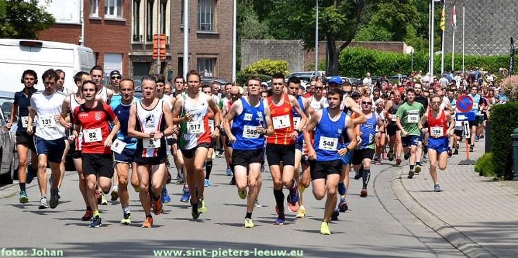 Leeuwerikjogging in Sint-Pieters-Leeuw