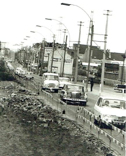BergenseSteenweg 1967