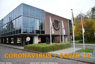 coronacrisis_gemeentehuis - Sint-Pieters-Leeuw