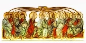 Eucharistieviering Pinksteren @ Facebook pastoor Matthias Noë