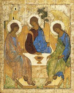 Eucharistieviering H. Drie-eenheid @ Facebook@pastoor Matthias Noë