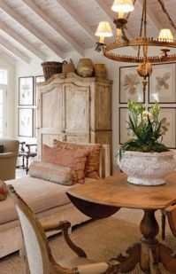 French Country Interior
