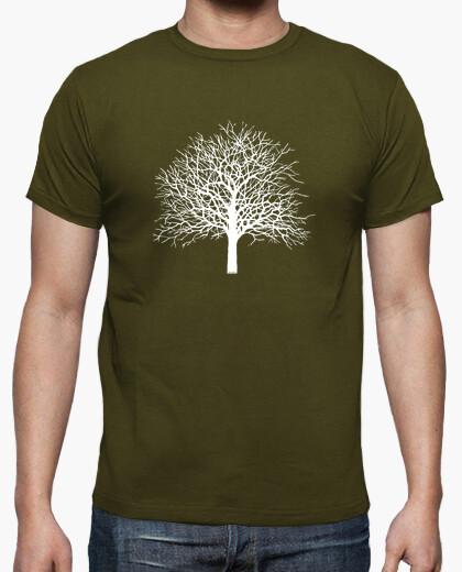 Camiseta Tree color army