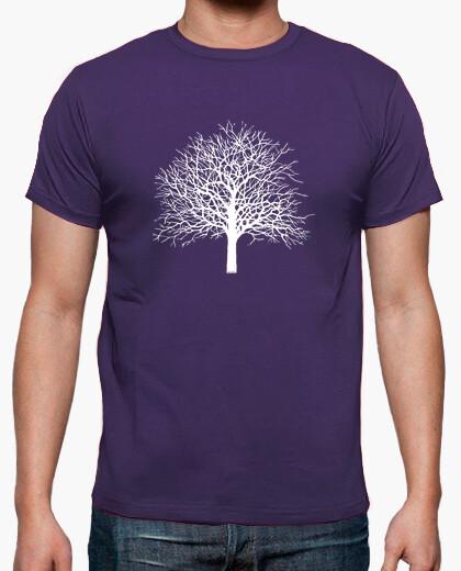 Camiseta Tree color morado