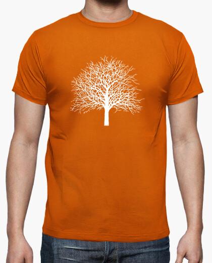 Camiseta Tree color naranja