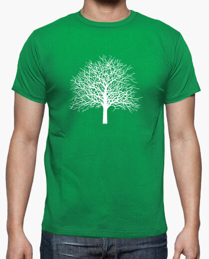 Camiseta Tree color verde