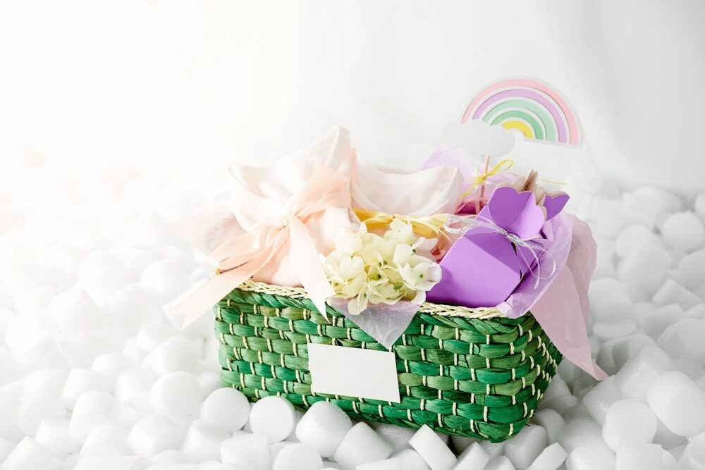 Good morning images with Gift Box