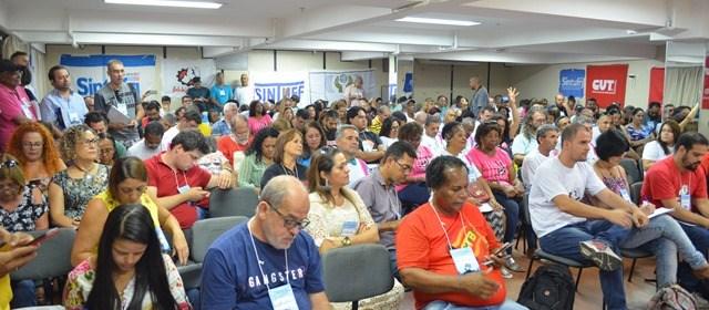 Plenária discute indicativo de greve e o CONFASUBRA