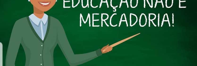 Programa quer transformar educação em mercadoria