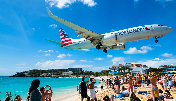 Update on Airlines flying to St Maarten
