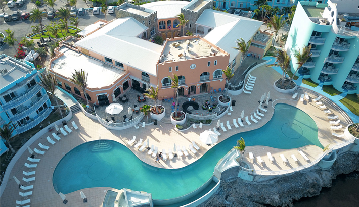 Oyster Bay Beach Resort Reopens in St Maarten!