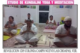 STUDIO DE KUNDALINI YOGA Y MEDITACION