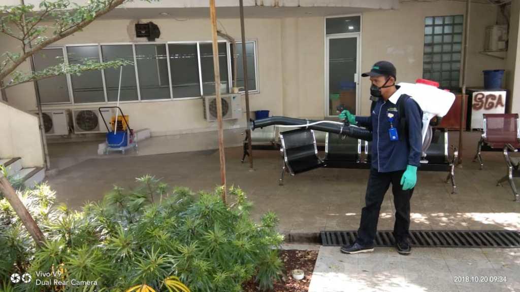 Jasa Disinfektan Virus dan Bakteri di Bogor