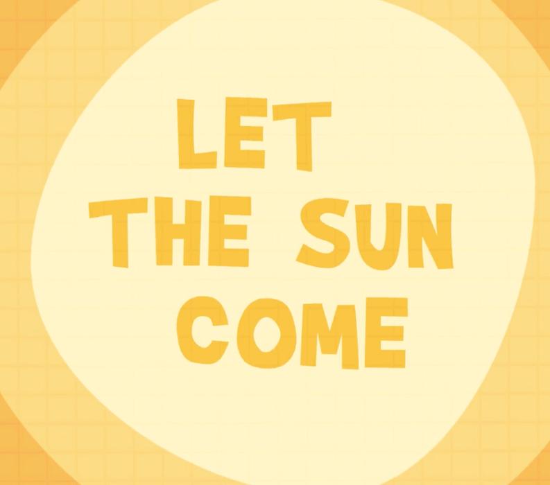 After the Rain Let the Sun Come Indolore Album Art