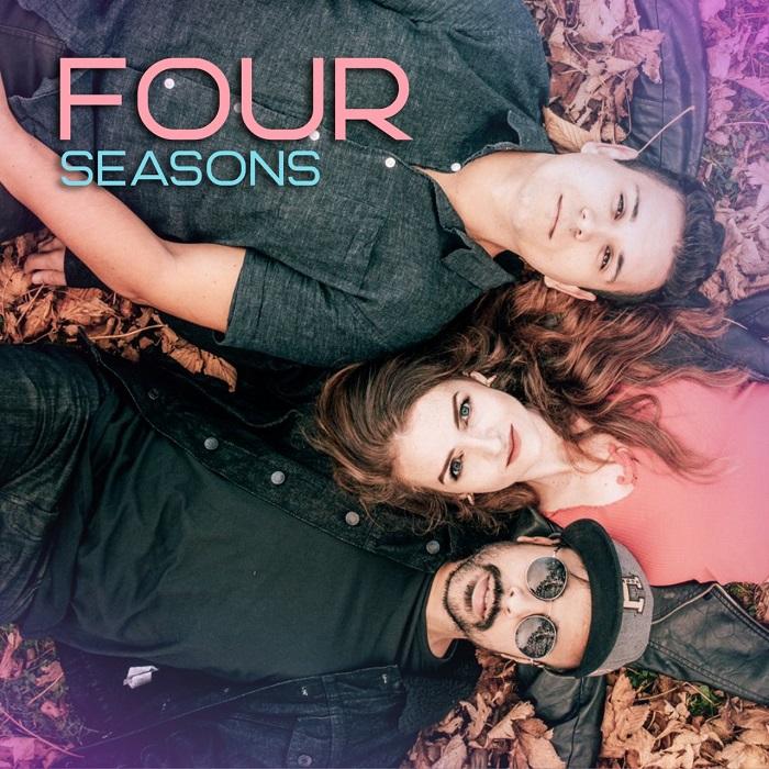 Four Seasons Album Art Hybrazil