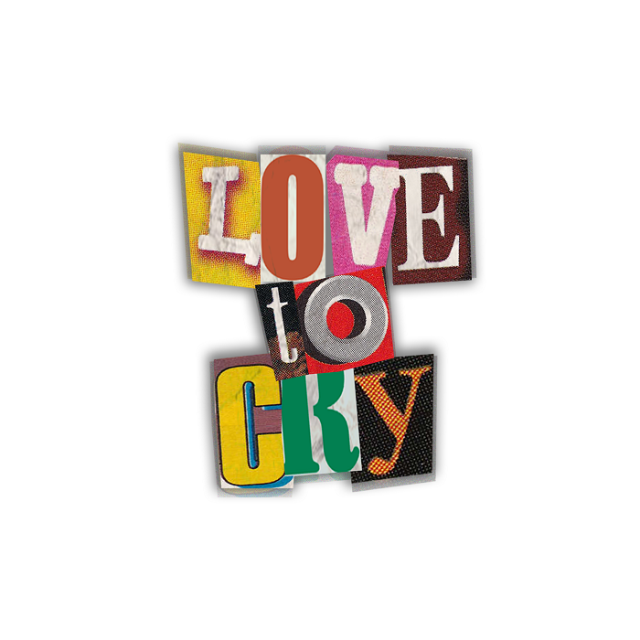 Love to Cry Ellis Newman album art