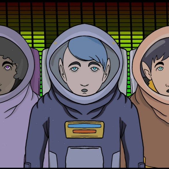 Spaceship Suits Nobody Makes Music
