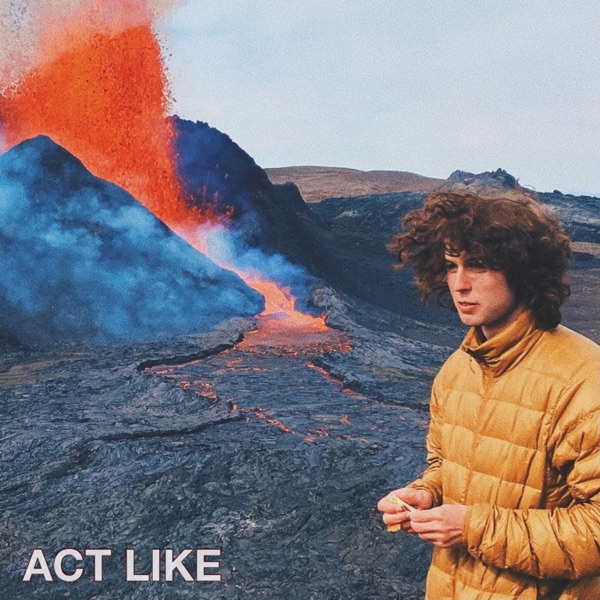 Cal in Red-Act Like