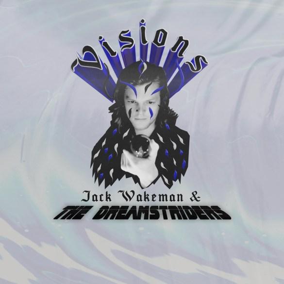 Jack Wakeman The Dreamstriders Visions
