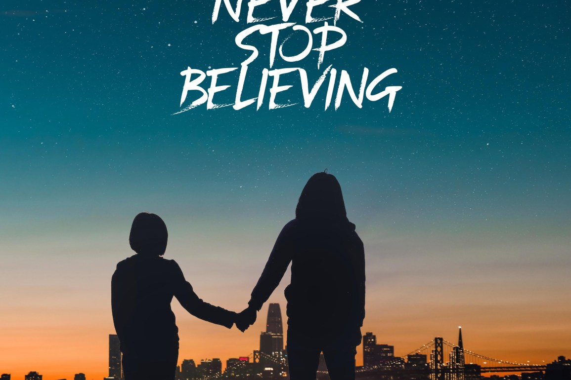 Glasi - Never Stop Believing