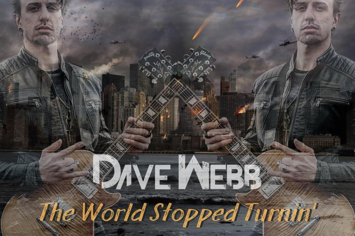 Dave Webb - The World Stopped Turnin'