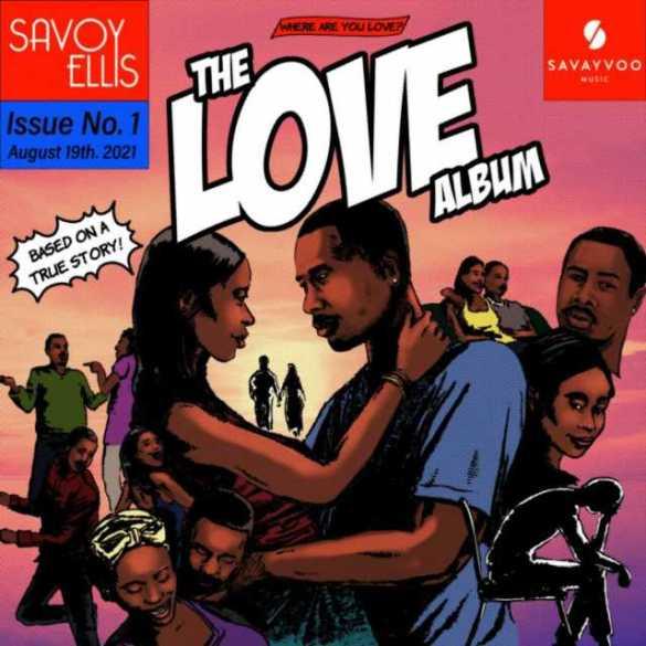 SAVOY ELLIS - THE LOVE ALBUM