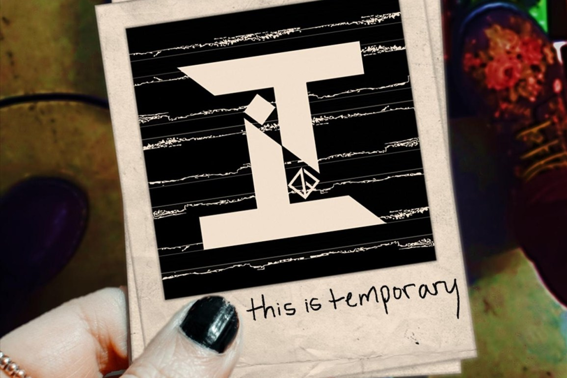 Until Further Notice - This Is Temporary