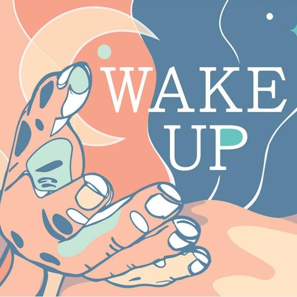 Stephen James Orr - Wake Up