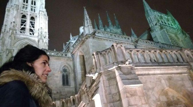 Visita fugaz a Burgos