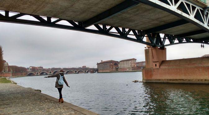 Qué ver en día y medio en Toulouse y gastos totales.