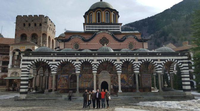Monasterio de Rila, Monasterio de Rozhen y Melnik en familia (día 2)
